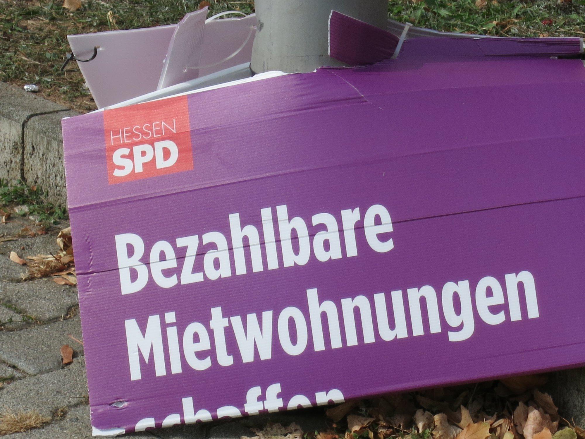 SPD Pure Verzweiflung