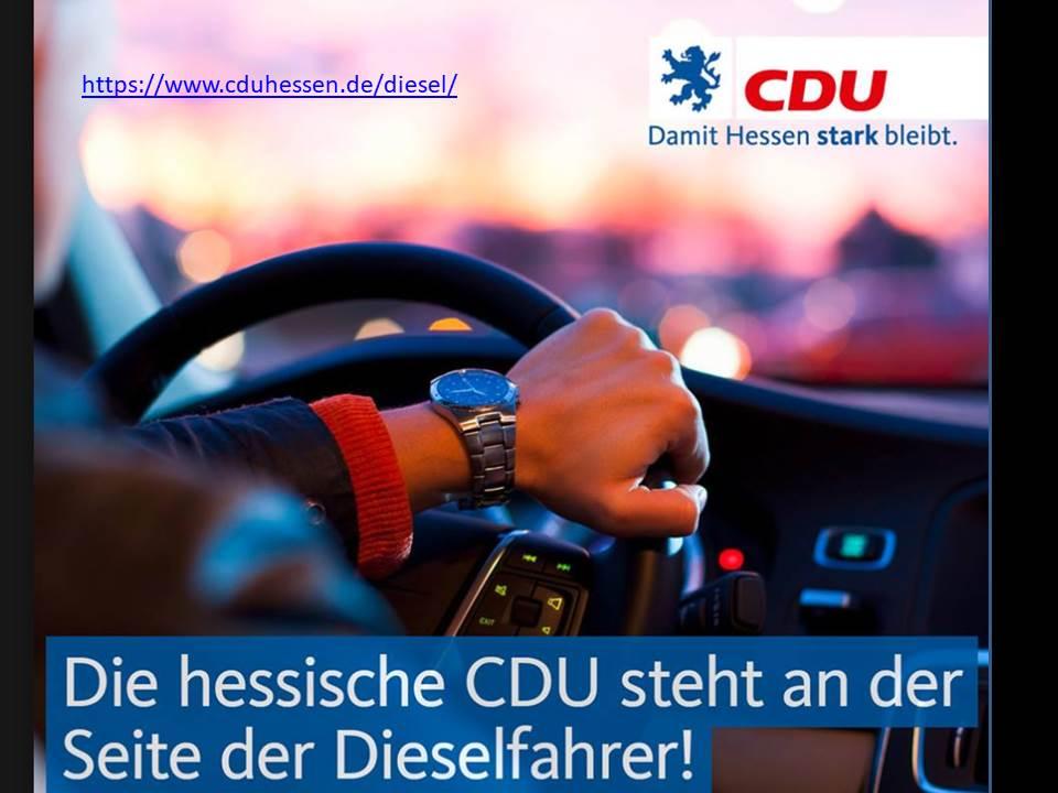 CDU Angst vor Wählerschwund