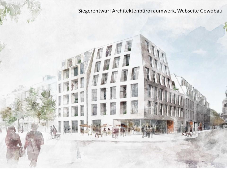 Gastronomie und Gewerbe beim Karstadt-Projekt?